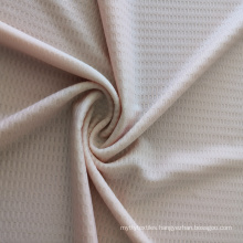 Warp knitted oblong shape mesh nylon spandex mesh for t-shirt fabric summer pants fabric sportswear fabric