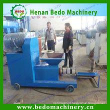 Máquina de briquete de carbono e briquete de carvão de casca de arroz que faz a máquina