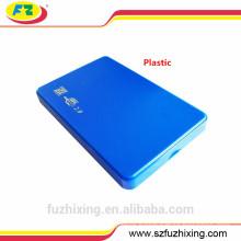 2.5 Plastic USB 2.0 HDD Caddy, Hard Drive Caddy