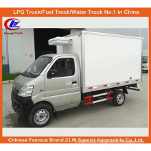 1ton Refrigerator Van Truck in Compact Mini Refrigerated Truck