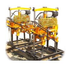 Máquina de apisonamiento hidráulico del lastre YD-22 para el ferrocarril