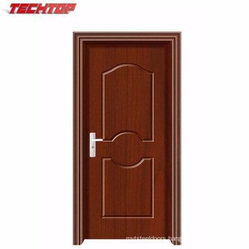 Tpw-023 Simple Design PVC MDF Shower Room Door for Bathroom