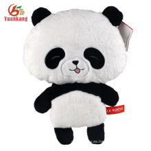 Ventas calientes Hairy juguetes de peluche personalizados y fábrica de juguetes PLUSH PANDA de China