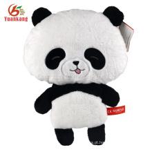 Vendas quentes Peludo personalizado bicho de pelúcia brinquedos & PLUSH PANDA brinquedos fábrica a partir de China