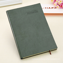 Promotion Cheap Custom Pu Leather Notebook, High Quality PU Leather Diary,Custom Leather Note book