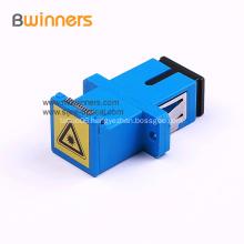 Sc/Apc SC/PC Fiber Optic Adapter with Shutter