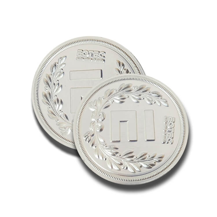 Custom Made Silver Coins