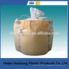 Use para todos os tipos de indústrias PP FIBC big bag jumbo bag
