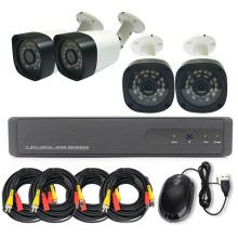 CCTV DVR Kit 4 для домашней безопасности