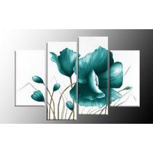 Wholesale Fashion Design Flower Oil Painting