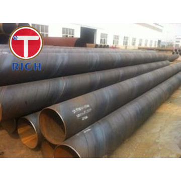 EFW Spiral Seam Steel Pipe NSP16 and Over
