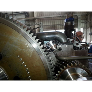 CNC Machining Alloy Gear