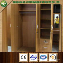 Bedroom Furniture Factory Supply Wardrobe with Modern Design