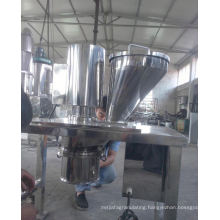 2017 KZL series Granule processor, SS dry granulation process, WITH WHEELS plastic granulator blades