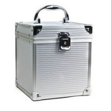 Silver Aluminum Facny Wholesale CD Cases for 300CD