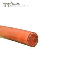 Silicone high voltage ignition cable