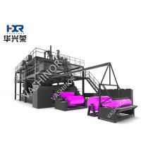 Tissu non tissé 3200mm faisant la chaîne de production de machine