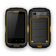 Dual Core 3G impermeable IP67 Android robusto teléfono inteligente