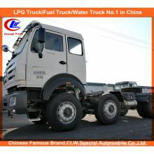 Heavy Duty Beiben Tractor Trucks 420HP