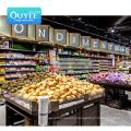 Best Price Tray High Shelfing Round Display Aile Shelf Supermarket Supermarket Shelf Super