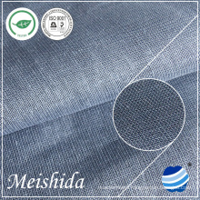 linen cotton blended solid fabric 15x15/66x55 hot cotton linen clothing