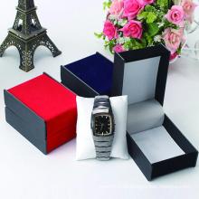 Caixa de relógio com logotipo personalizado para homens