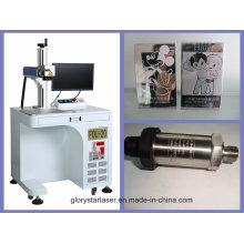 Machine de marquage au laser à fibre optique avec générateur laser 10W / 20W Ipg