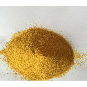 Yellow powder PAC poly aluminum chloride