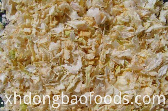 Air Dried White Onion Flakes 3x3