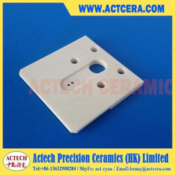 High Purity Alumina Ceramic Parts CNC Machining