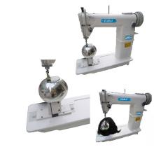 QS-810JFPP single needle wig periwig hairpiece machine post bed big hook lockstitch industrial sewing machine dome  parts