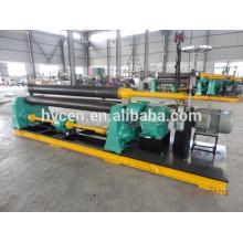 mechanical plate rolling machine w11-16*3000/roll plate bending machine