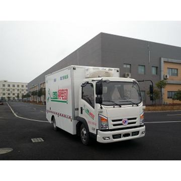Pure Electric Refrigerated Van Truck