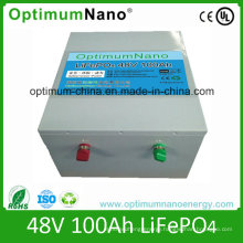 Screw Connected 48V 100ah Lithium Ion Battery for UPS