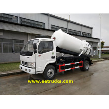 Dongfeng 7000 Litres Waste Suction Trucks