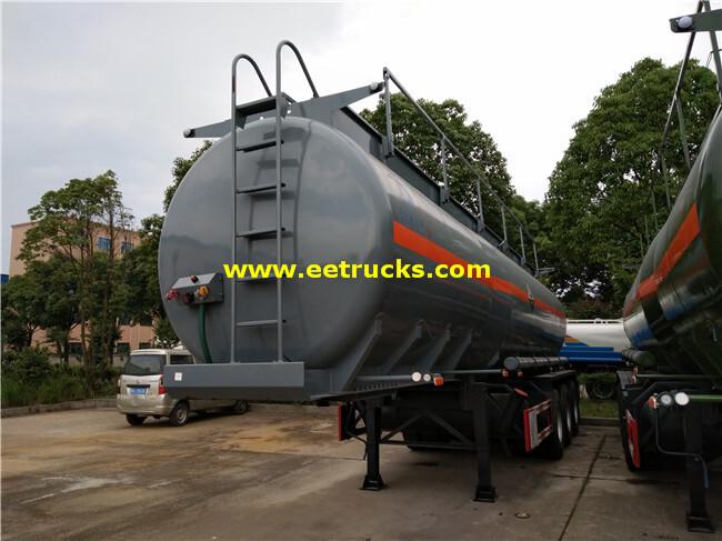 Glacial Acetic Acid Tank Trailers