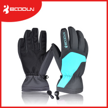 Warn Personalized Winter Mitten Hands Ski Glove for Man and Woman