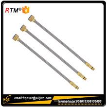 Manguera flexible del tubo acanalado de la manguera de gas de la estufa de gas del acero inoxidable B17 4 13