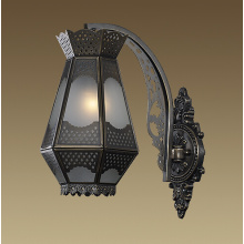 Arabic Style Brass Moroccan Wall Lighting (M0343-01B)