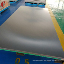 3mm Thickness Polished Molybdenum Round Plate
