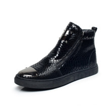 Fashion Snake Pattern Men Shoes (YN-16)