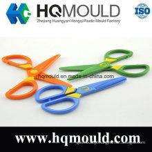Molde plástico da injeção das tesouras do brinquedo do Hq