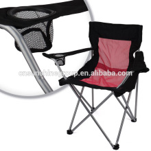 Folding full mesh outside chairs
