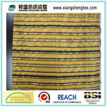 Garn gefärbte Seide und Baumwollgewebe glitzernde Twill