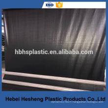 Prix usine et tissu tissé par polyéthylène adapté aux besoins du client