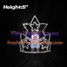 5inch Snowman Christmas Crowns
