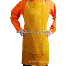 Leather Welding Protective Apron