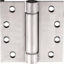 Пружинный шарнир для крепления дверей