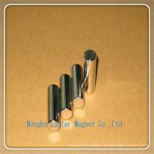 N50 Cylinder Rare Earth Neodymium Motor Permanent Magnet