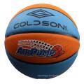 2018 YONO Cheap Custom Rubber Basketball Ball Size7